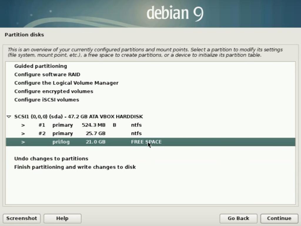 Debian Uefi