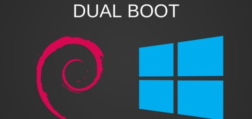 dual boot Windows 10 and Debian 9