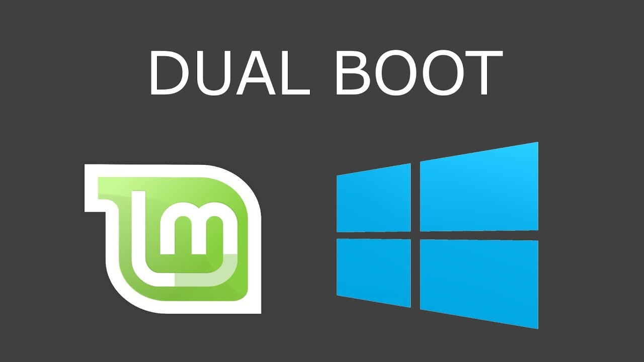 dual boot Windows 10 and Linux Mint