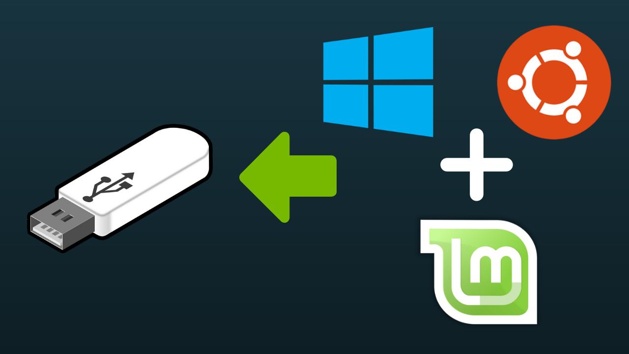 Create a multiboot usb - YUMI