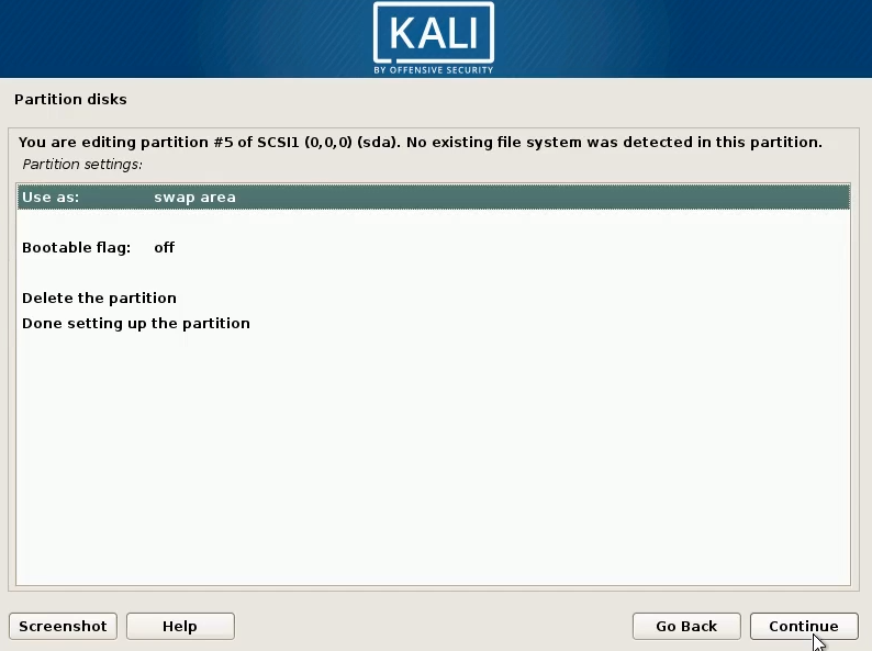 dual boot kali linux and windows 10