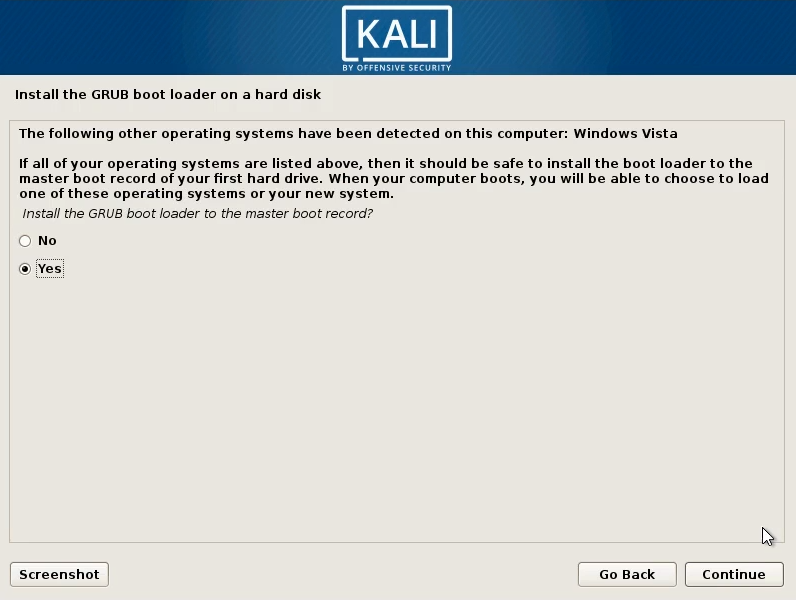 how to install kali linux on pc youtube