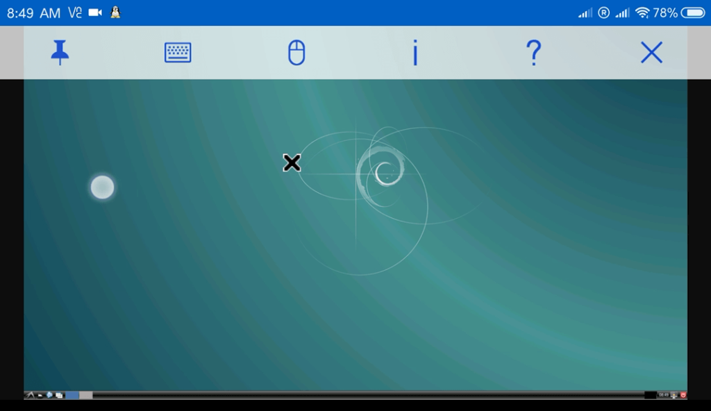 run linux on android phone