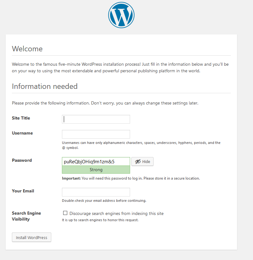 How to host Wordpress on Google cloud free tier | MARKO NTECH