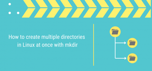 create multiple directories in Linux at once with mkdir